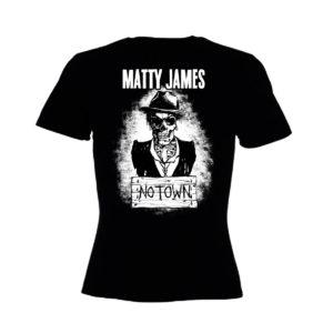 MJ TRTNT T-shirt PHTS009 Ladies